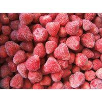 Chinese frozen strawberry thumbnail image