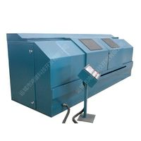 copper polishing machine for rotogravure cylinder