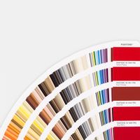 PANTONE Color Card Fashion, Home + Interiors FHI Color Guide FHIP110N -- TPG Card