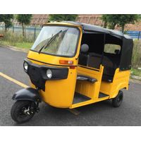 Chongqing Factory Bajaj Three Wheeler Auto Rickshaw Price Tuk Tuk for Sale