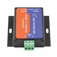 USR IoT Cost-Effective RS485 to Ethernet Converter with Built-in Webpage thumbnail image