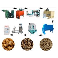 wet fish feed production line thumbnail image
