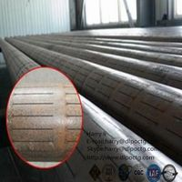 6 5\/8 inch stainless steel perforated pipe slotted casing thumbnail image