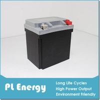 12V Lithium ion Starter Batteries for Motorcycle