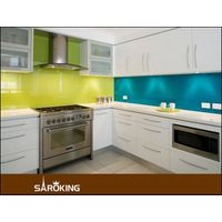 wholesale china lacquer painted kitchen cabinet