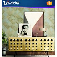 Uhome 3d latest design simple and bright wallpaper for living room BP79091