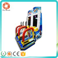 Hot Sales Indoor Amusement Simulator Skiing Kids Game Machine