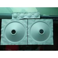 Ceramic horn membrane