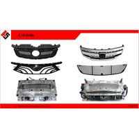 Vehicle grille mold with European tool standard thumbnail image