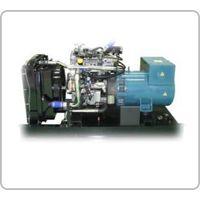 Engine generator by ECU control