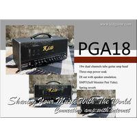 KLDguitar PGA 18H 15w power soak, speaker emulation DI out guitar amp head
