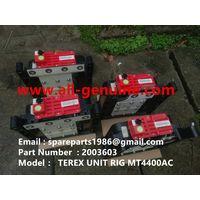 2003603 2003604 MT3600, MT4400AC,TRUCK CARD GE MT4400AC MT5500 MT3600