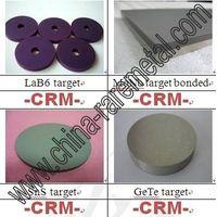 Lanthanum Hexaboride(LaB6) sputtering target-CRM Material Co. Ltd. thumbnail image