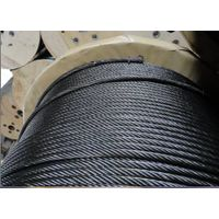 crane cable rope 6x36SW, 8x36SW, 6x19,6x37, 6x61, 8x61