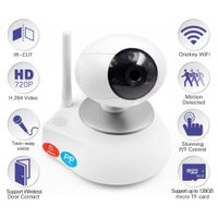HD 720P WiFi IP Camera Wireless Baby Monitor Video
