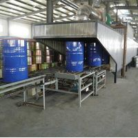 55Gallon Steel Drum Making Machine/Drum Production Line