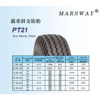 Truck tire 750-20,825-20,900-20,1000-20,1100-20 and 1200-20