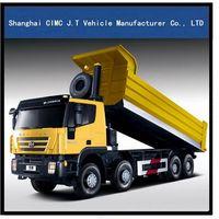 Genlyon Tipper/Dump Truck 8X4
