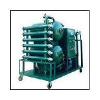 KHJ Transformer Oil Filtration Machine Working Online