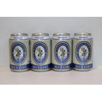 Blue Girl Premium Pilsener Beer 330ml thumbnail image