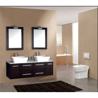 American style bathroom cabinet thumbnail image