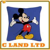 Mickey plush pillow