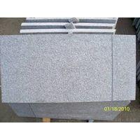 Shan Dong Grey granite Flamed Surface slab