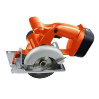 Cordless  electric power  circular saw