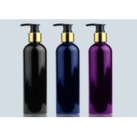 300ml Boston Amber Color Sprayer Pet Plastic Bottle for Hair Care Products