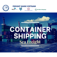 Container Ocean Shipping/ Sea Freight from Ho Chi Minh, Vietnam