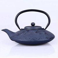 fish cast iron teapot thumbnail image