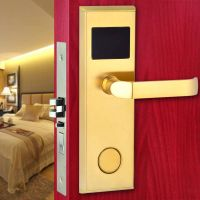 New bluetooth door lock touch screen digital lock304 Stainless Steel quality rfid hotel key card rea thumbnail image
