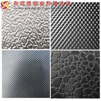 aluminum enbossed sheets