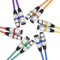 High Flexible Low Noise Microphone Cable