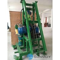 S240D Drilling Rig Portable water well drilling rig, thumbnail image