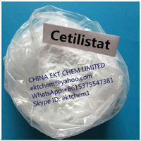 Cetilistat Weight Loss Pure Cetilistat Cetislim Similar as Orlistat Cheap powder China Manufacturer thumbnail image