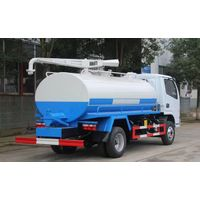 High Quality 6 CBM Sewer Suction Truck [FREE FREIGHT WORLDWIDE] thumbnail image