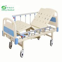 The best two crank manual hospital bed With Factory Wholesale Price thumbnail image