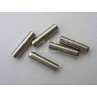 Stainless steel cylindrical pins
