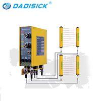 CE Certification Area Safety Light Barrier Light Curtain Sensors Fence Sensor for Punch Machine
