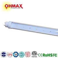 OHMAX Luxury Aluminum Housing T10 Type LED Grow Light Tube