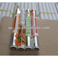 Household aluminum foil roll for food package thumbnail image