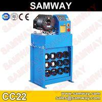 Samway CC22 Hydraulic Hose Crimping Machine