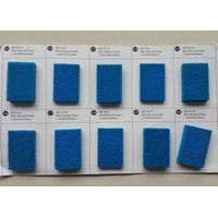 Colorful Silicone Foam Rubber Sheet, Silicone Sponge Rubber Sheet thumbnail image