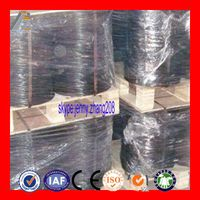 low price electro galvanized iron wire,black annealed wire,pvc iron wire