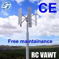 Alternative energy 10KW vertical wind turbine price for sale thumbnail image