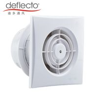 100MM High Quality Extractor Fan Inline Exhaust Fan for Bathroom thumbnail image