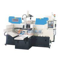 Metal processing machine surface