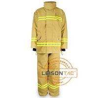 Detachable Fire Suit with ISO,SGS tested