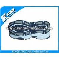 soft shoe material eva+TPR shoe sole for sale/eva shoe sole thumbnail image